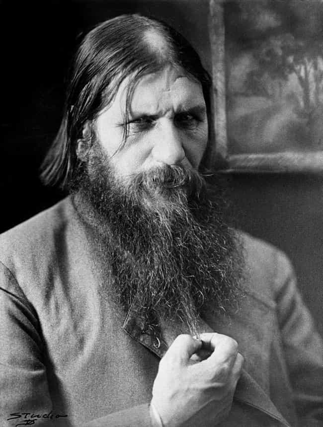 Grigori Rasputin is listed (or ranked) 3 on the list The 5 Most Outrageous Sex Rumors About History's Biggest Players
