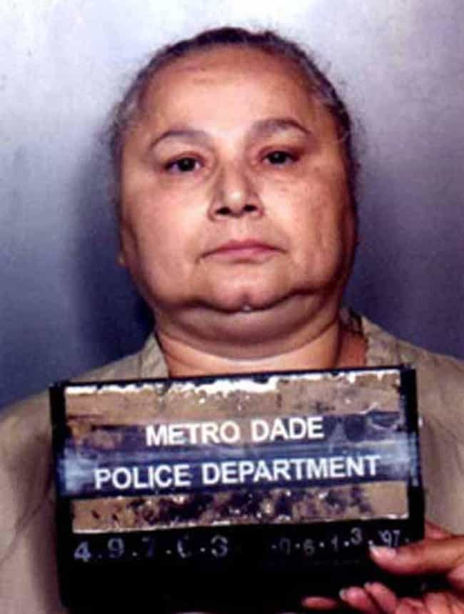 Griselda Blanco is listed (or ranked) 2 on the list The Most Brutal Drug Kingpins