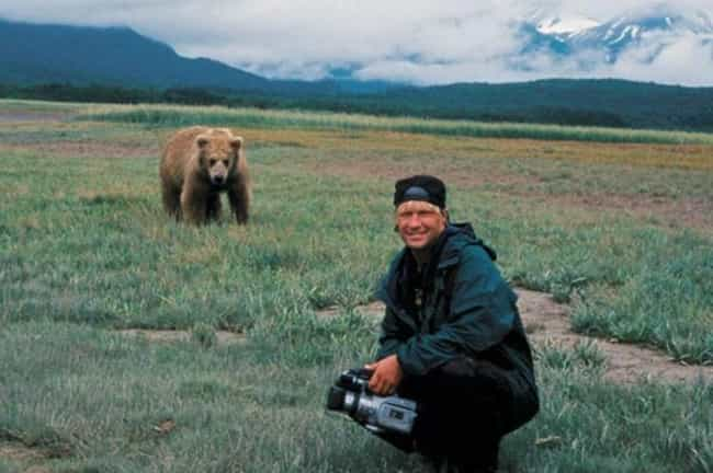 Grizzly Man is listed (or ranked) 3 on the list These Popular True Crime Documentaries Are Even Better In Podcast Form