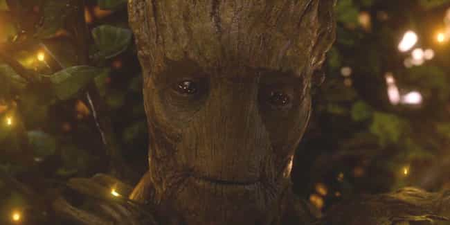 Groot is listed (or ranked) 3 on the list Deaths In Superhero Movies That Are Burned Into Your Memory