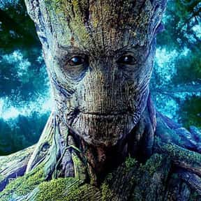 Groot is listed (or ranked) 10 on the list The Best Characters In The Marvel Cinematic Universe