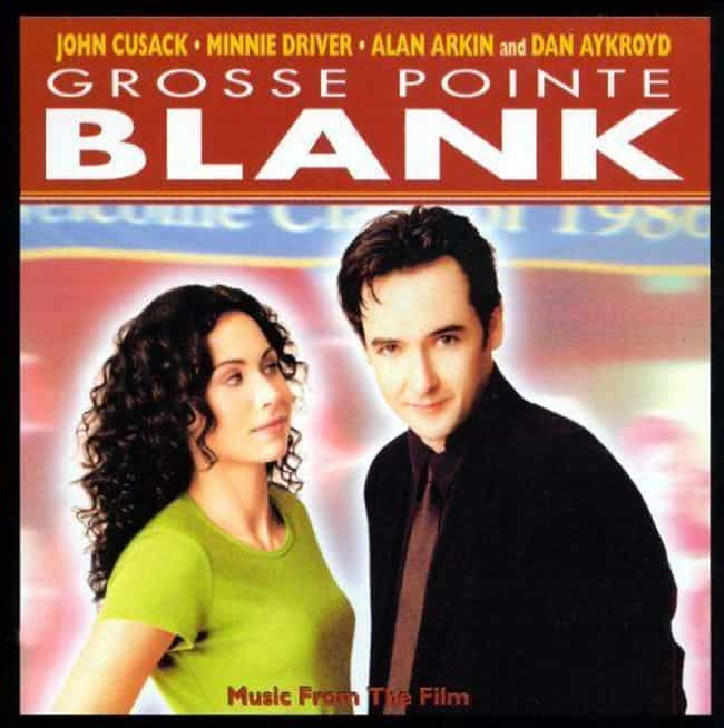 Grosse Pointe Blank is listed (or ranked) 4 on the list 12 Epic '90s Soundtracks That Are Better Than The Actual Movie