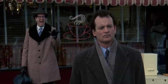 Groundhog Day is listed (or ranked) 3 on the list The Best Movies That Have Been Screened At The White House