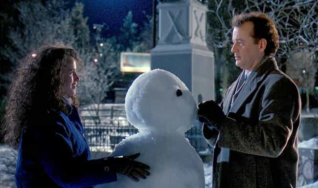 Groundhog Day is listed (or ranked) 2 on the list Great Films That Get Away With Not Explaining Things