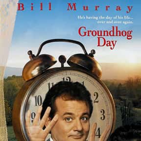 Groundhog Day is listed (or ranked) 5 on the list The Best Time Travel Movies
