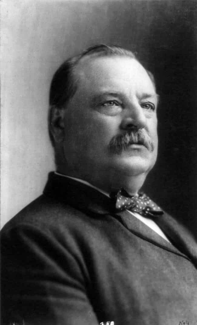 Grover Cleveland is listed (or ranked) 2 on the list 13 Presidents Who Lived Wild Lives Before Becoming President