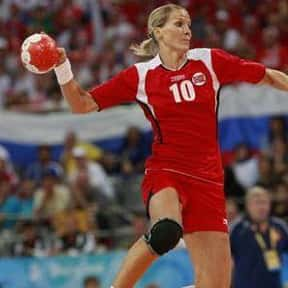 Gro Hammerseng is listed (or ranked) 17 on the list Famous Lesbian Athletes