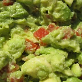 Guacamole is listed (or ranked) 1 on the list The Very Best Types of Dip, Ranked
