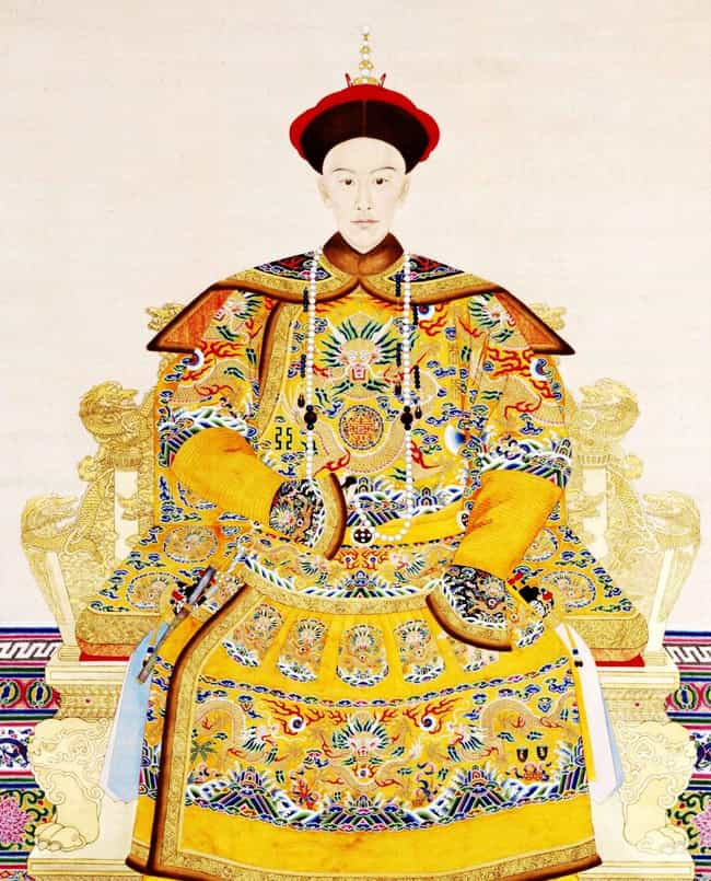 Guangxu Emperor is listed (or ranked) 4 on the list Shocking Details From History's Most Significant Forgotten Assassinations