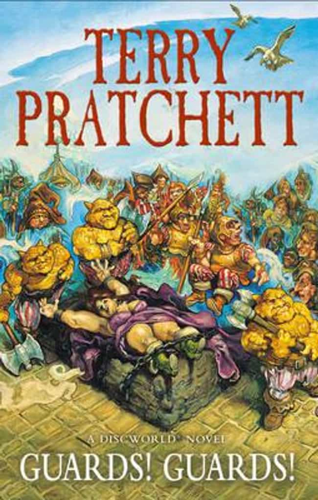 Guards! Guards! is listed (or ranked) 1 on the list My Top 20 Terry Pratchett Books