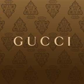 Gucci is listed (or ranked) 11 on the list List of Fashion Design Companies