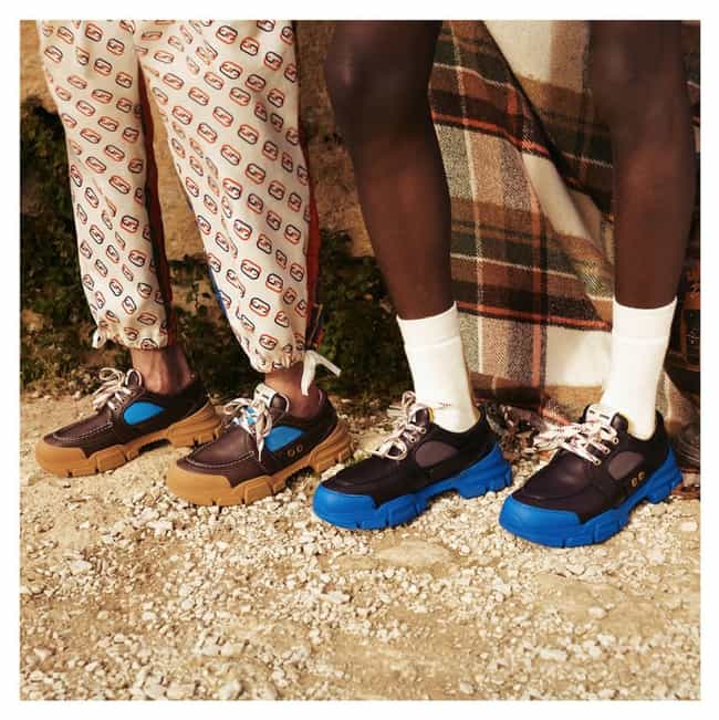 Gucci is listed (or ranked) 4 on the list The Best Italian Shoe Brands For Men