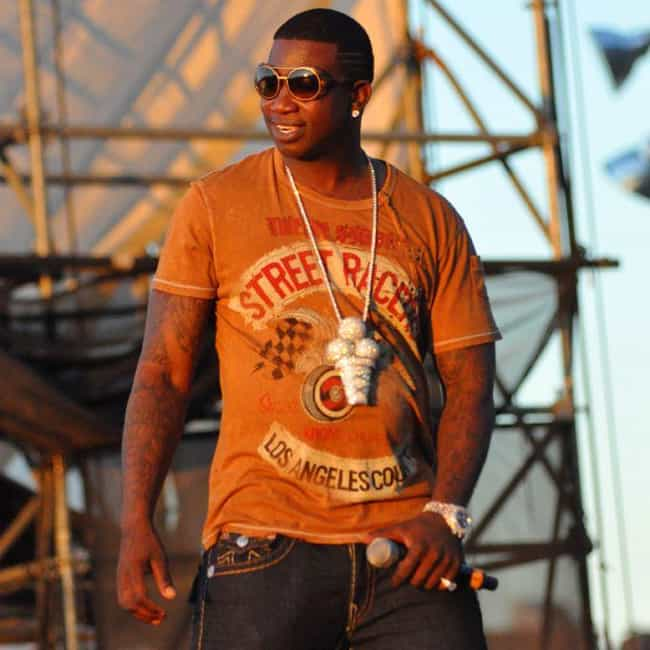 Gucci Mane is listed (or ranked) 4 on the list 25 Rappers Who Are Aquarius