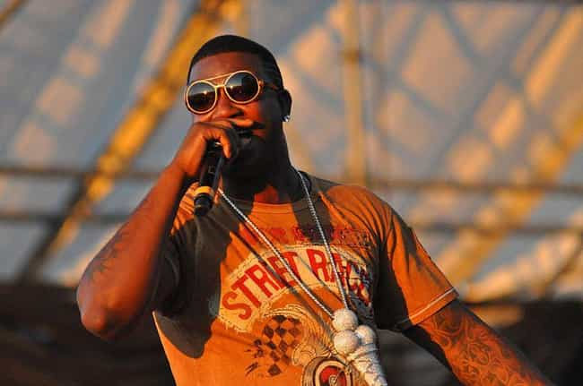 Gucci Mane is listed (or ranked) 2 on the list 15 Rappers Who Have Killed People