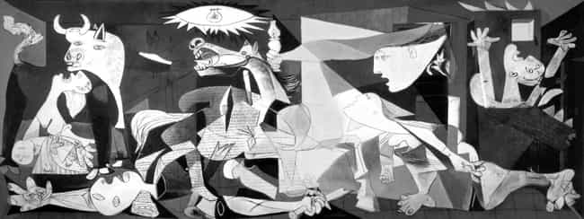 Guernica is listed (or ranked) 1 on the list Pablo Picasso's Greatest Works of Art