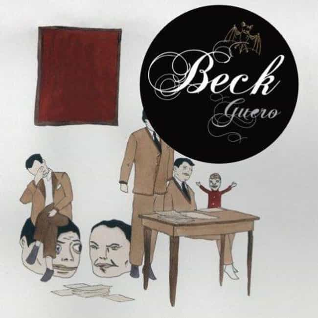 Guero is listed (or ranked) 3 on the list The Best Beck Albums of All Time