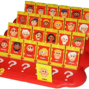 Guess Who? is listed (or ranked) 2 on the list The Best Games for Kids