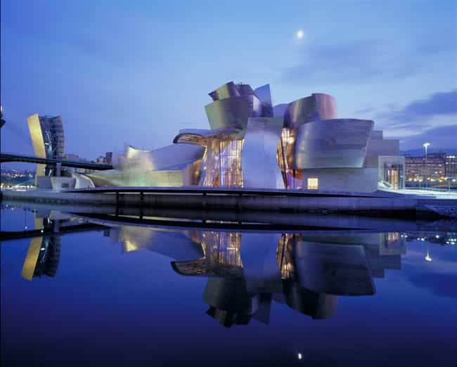 Guggenheim Museum, Bilbao is listed (or ranked) 2 on the list The Greatest Architectural Marvels On Earth