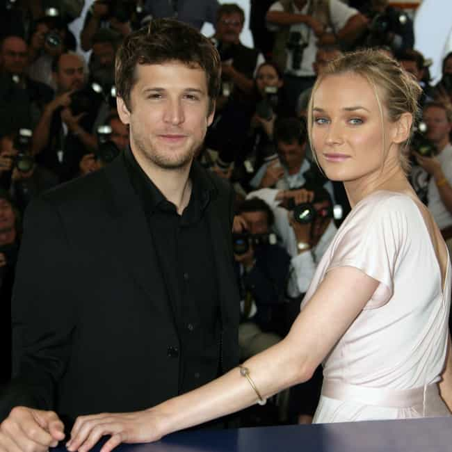 Guillaume Canet is listed (or ranked) 4 on the list Diane Kruger Loves and Hookups