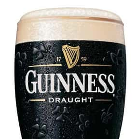 Guinness is listed (or ranked) 1 on the list The Top Beer Companies