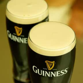 Guinness is listed (or ranked) 13 on the list The Best Beers to Chug