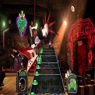 Guitar Hero III: Legends of Ro is listed (or ranked) 1 on the list The Best 'Guitar Hero' Games