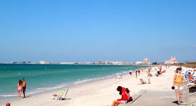 Gulf of Mexico is listed (or ranked) 4 on the list The Darkest Secrets Behind Famous Bodies Of Water Around The World
