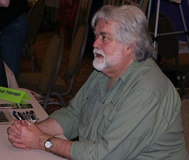 Gunnar Hansen is listed (or ranked) 34 on the list Dead Actors and Actresses of 2015