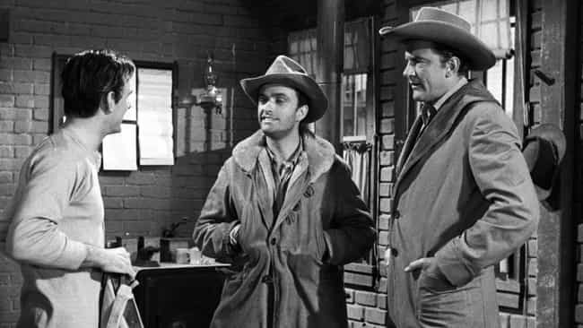 Gunsmoke is listed (or ranked) 1 on the list The Most Popular TV Shows Of The 1960s