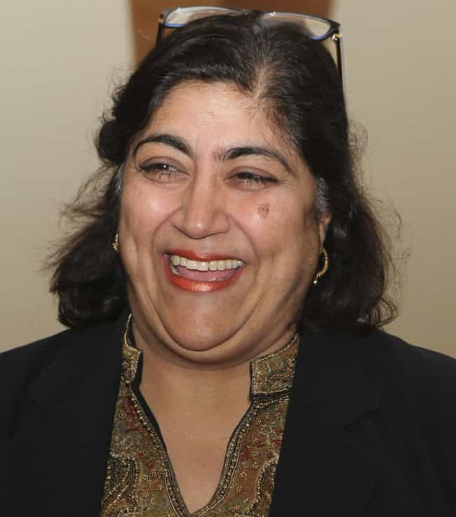 Gurinder Chadha is listed (or ranked) 2 on the list Famous People You Didn't Know Were Sikh