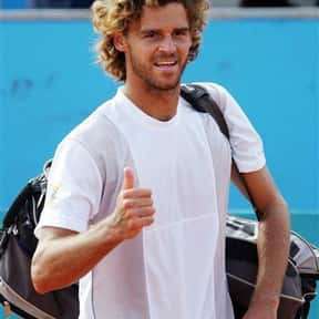 Gustavo Kuerten is listed (or ranked) 19 on the list The Greatest Male Tennis Players of the Open Era