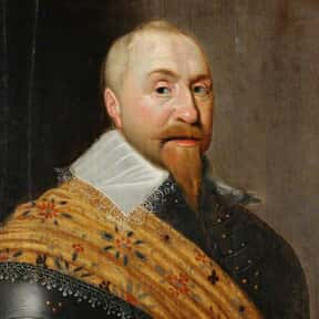 Gustavus Adolphus of Sweden is listed (or ranked) 13 on the list The Most Important Military Leaders in World History