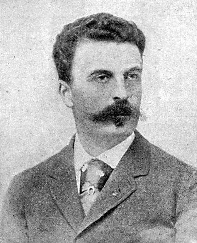 Guy de Maupassant is listed (or ranked) 4 on the list 7 Historical Figures Who Claimed to Have Been Visited by Ghosts... of Themselves
