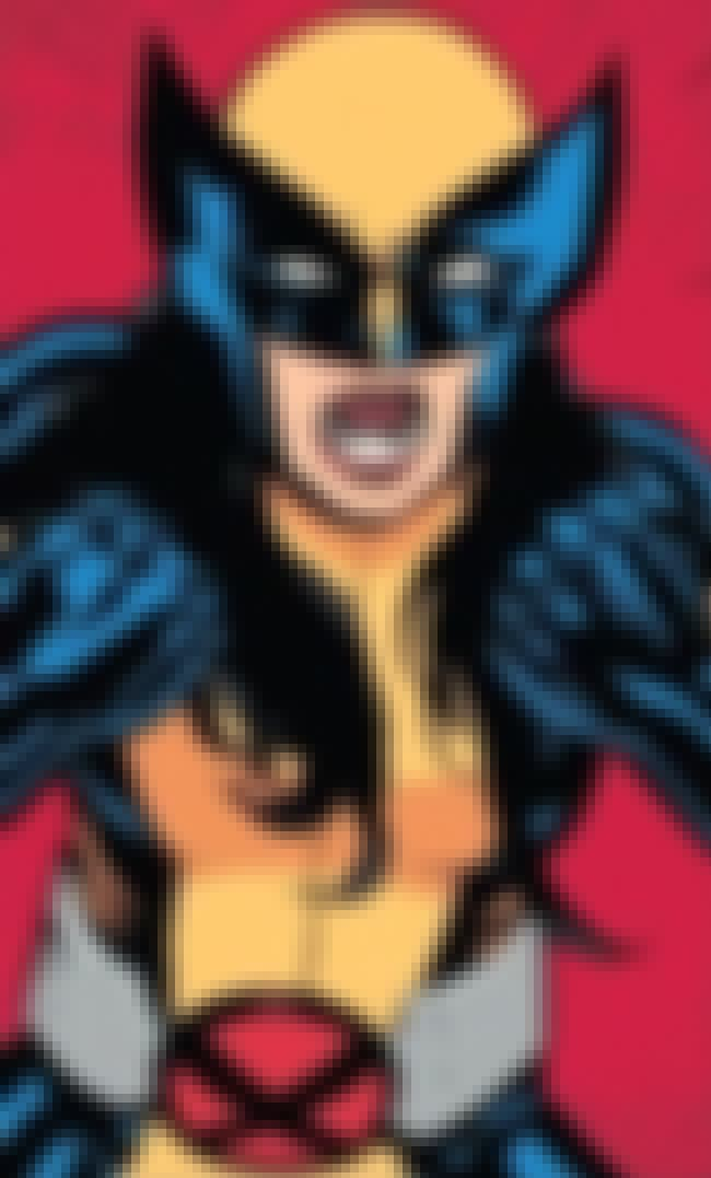 Gwen Stacy is listed (or ranked) 4 on the list Ranking Every Wolverine in the Comics