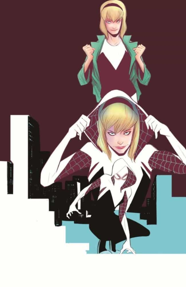 Gwen Stacy is listed (or ranked) 3 on the list Comic Book Characters That Were Criticized For 'Forced Diversity' And Became Fan Favorites Anyway