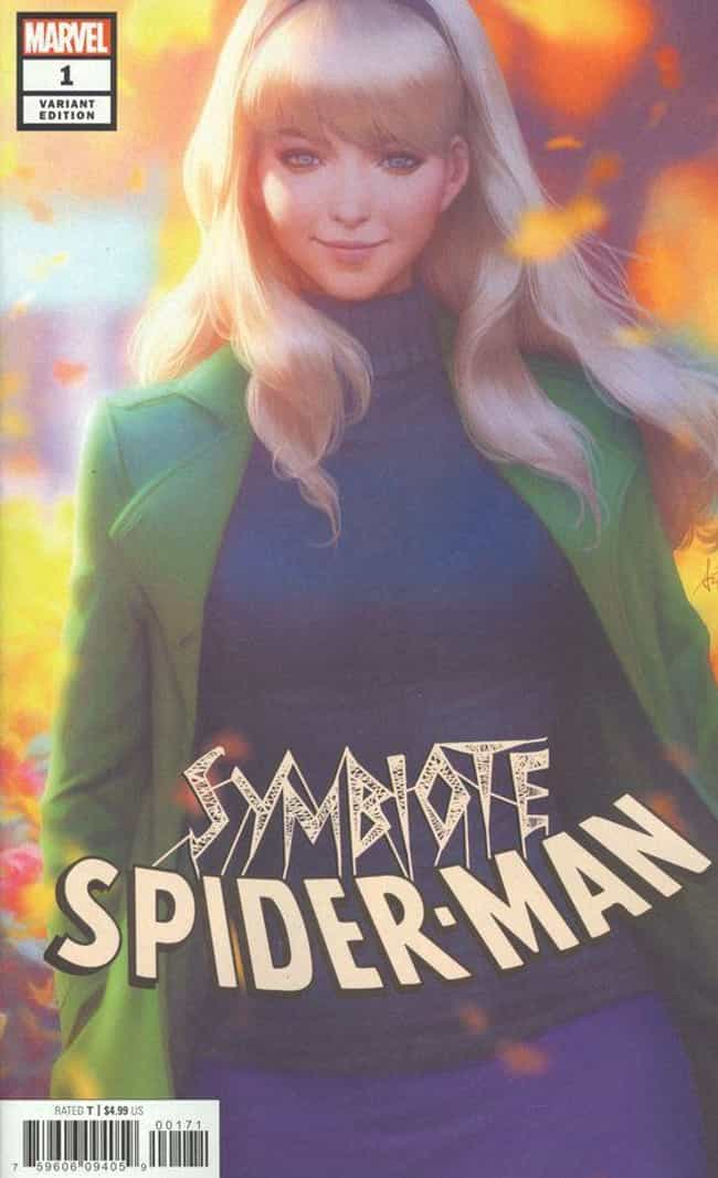 Gwen Stacy is listed (or ranked) 1 on the list The Many Girlfriends of Peter Parker / Spider-Man