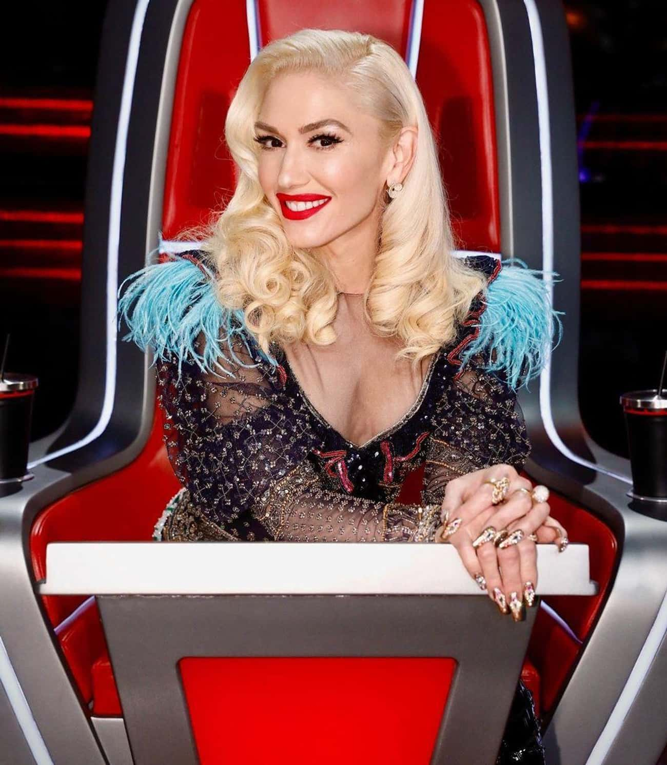 Gwen Stefani is listed (or ranked) 1 on the list 25+ Famous Singers Who Are Libra