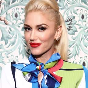 Gwen Stefani is listed (or ranked) 23 on the list Who Was America's Girlfriend in 2016?