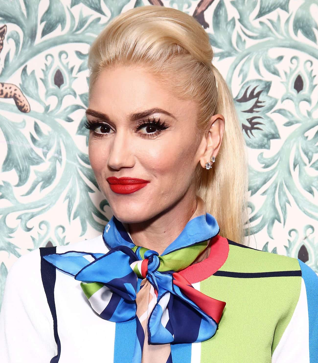 Gwen Stefani is listed (or ranked) 2 on the list 15 Celebrities Who Are Way Older Than You Realized