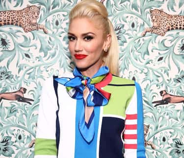 Taurus (April 20 - May 20): Gwen Stefani