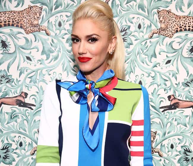 Gwen Stefani is listed (or ranked) 2 on the list Which Frontperson Are You Based On Your Zodiac?