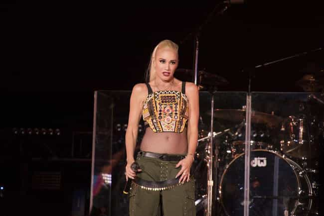 Gwen Stefani is listed (or ranked) 4 on the list Celebrities Turning 50 in 2019