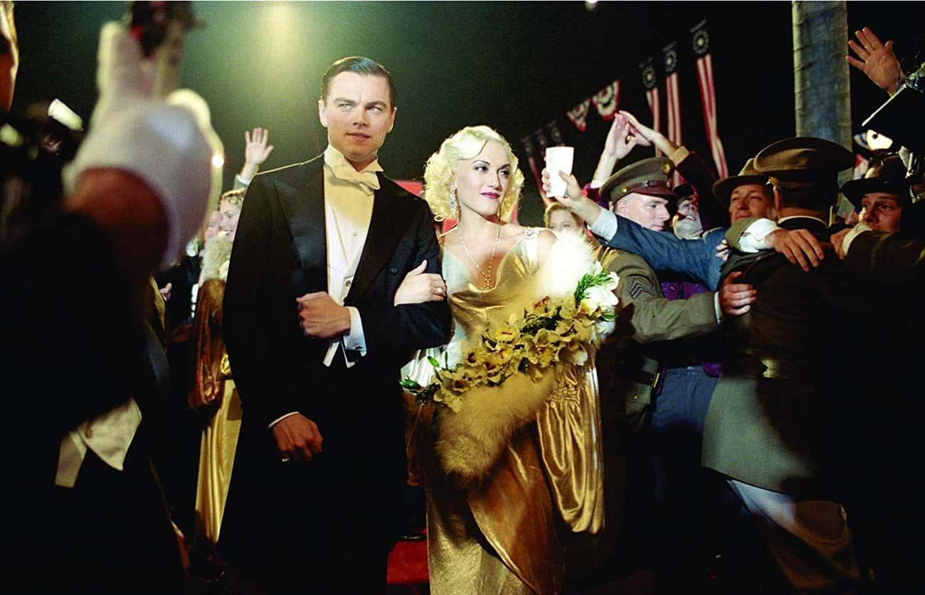 Gwen Stefani In 'The Aviator' is listed (or ranked) 4 on the list The Best Pop Star Movie Cameos