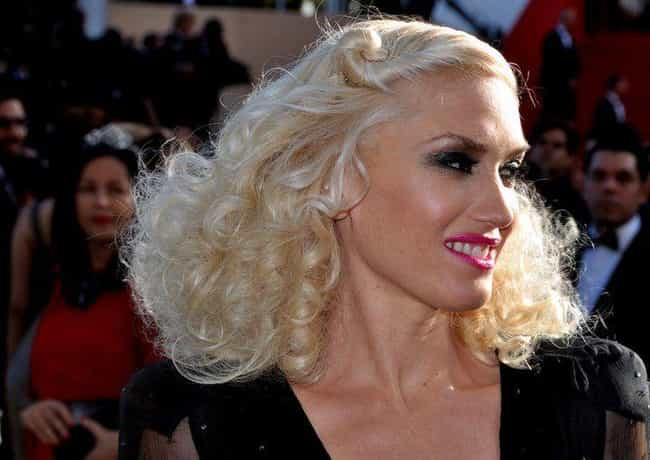 Gwen Stefani is listed (or ranked) 3 on the list Famous Moms Who Only Have Sons