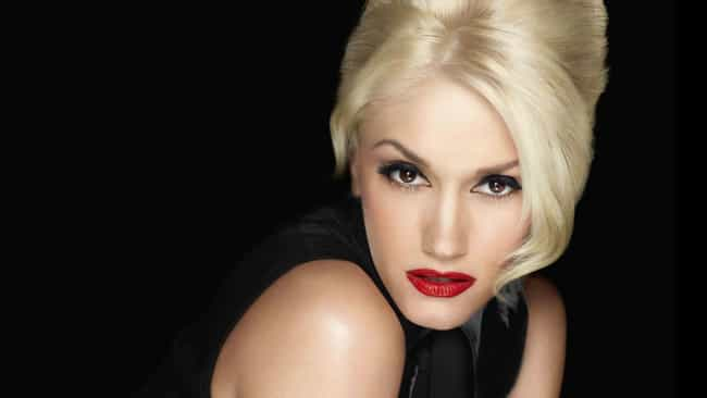 Gwen Stefani is listed (or ranked) 4 on the list Famous Friends of Angelina Jolie