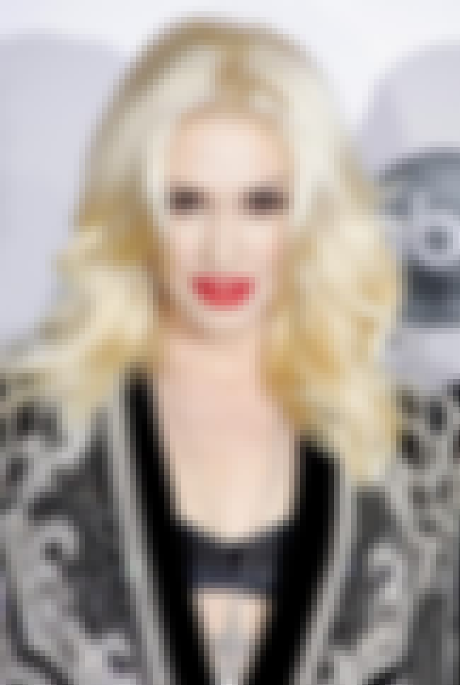 Gwen Stefani is listed (or ranked) 4 on the list The 30 Sexiest Women in Pop Music