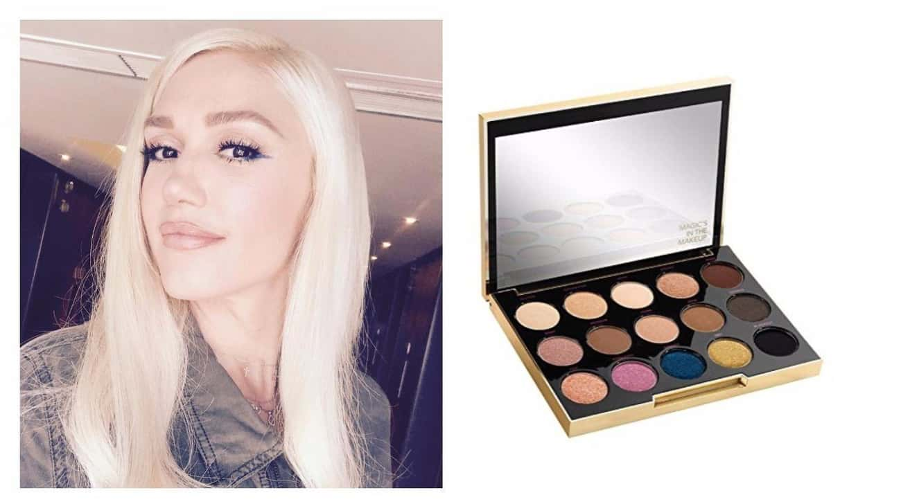 Use This Palette To Recreate G is listed (or ranked) 3 on the list Gorgeous Celebrity Looks You Can Recreate At Home