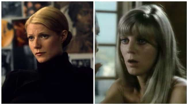 Gwyneth Paltrow And Blythe Danner At Age 30