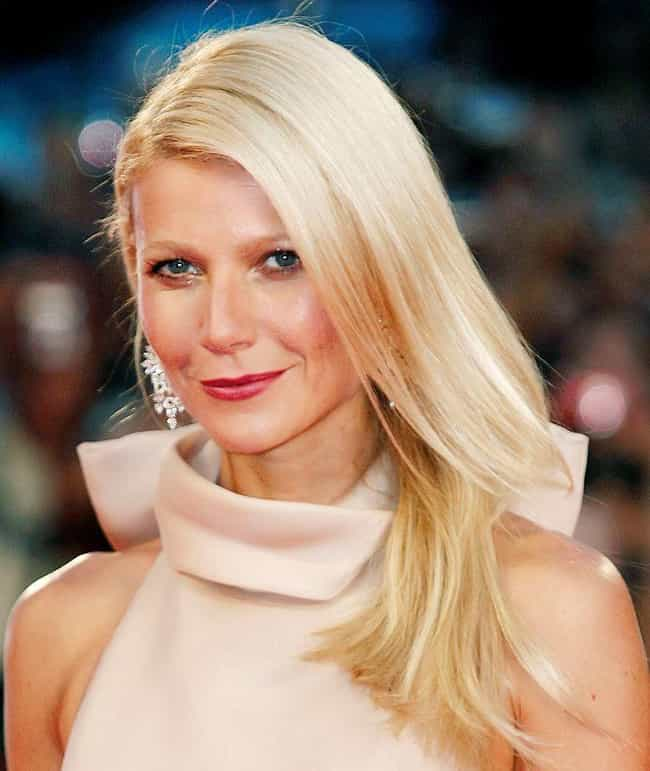 Gwyneth Paltrow is listed (or ranked) 2 on the list Gwyneth Paltrow And Angelina Jolie Join The Ranks Of Harvey Weinstein Accusers With New Evidence