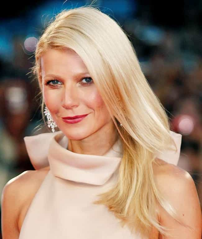 Gwyneth Paltrow is listed (or ranked) 4 on the list Celebrities Who Have Had Miscarriages